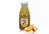 peach juice drink